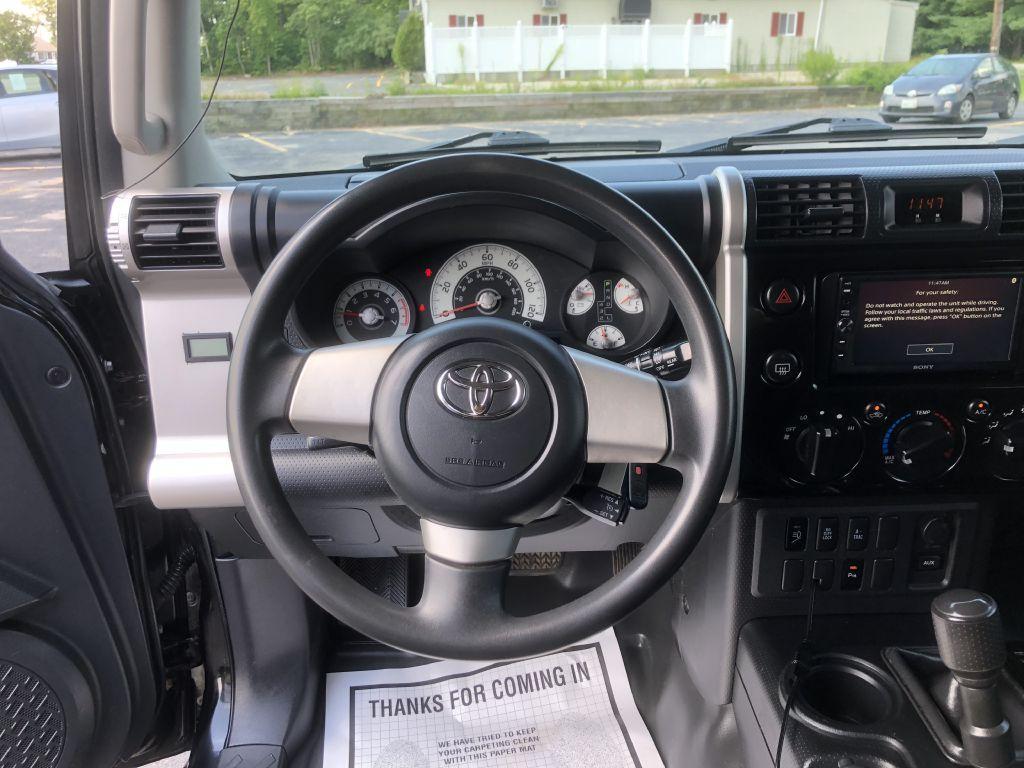 2007 Toyota Fj Cruiser Stock 1705 For Sale Near Smithfield Ri Brake Controller Wiring Harness Used