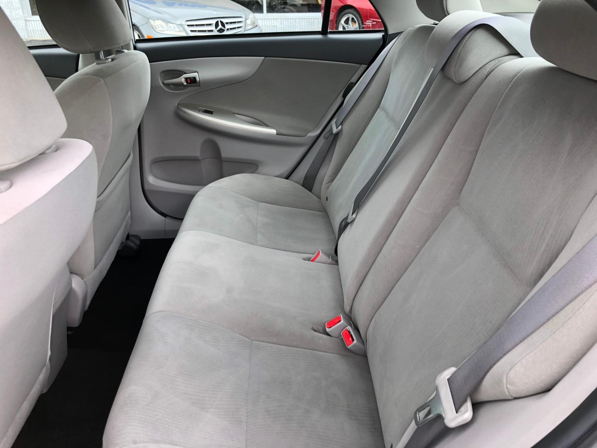 Toyota Corolla Repair Manual: Seat belt warning system