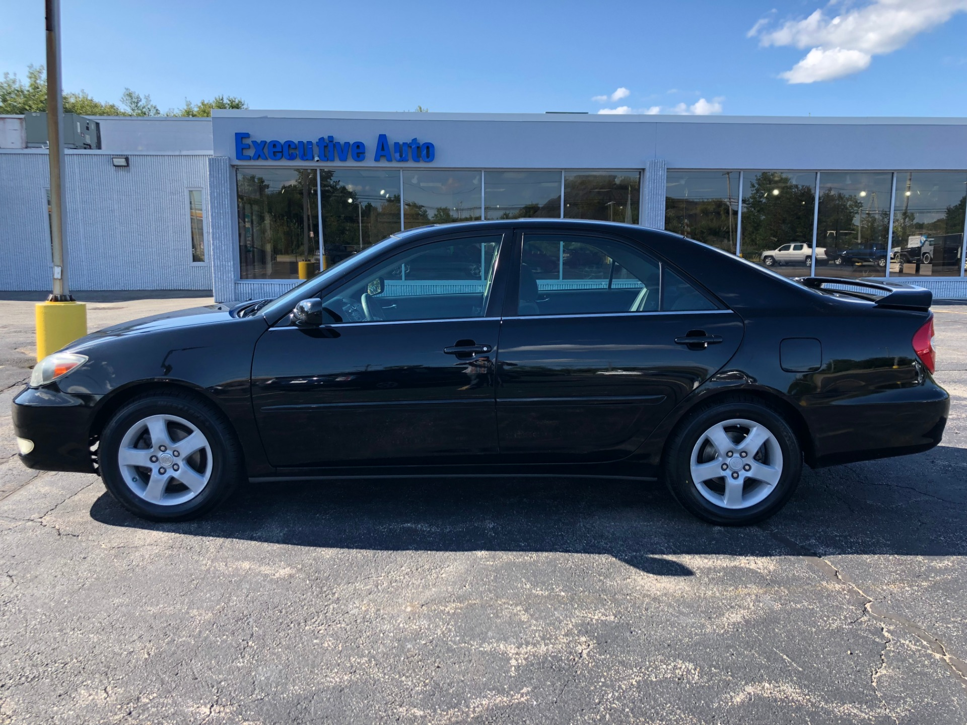 Used 2003 Toyota Camry Se Se For Sale 6 000 Executive