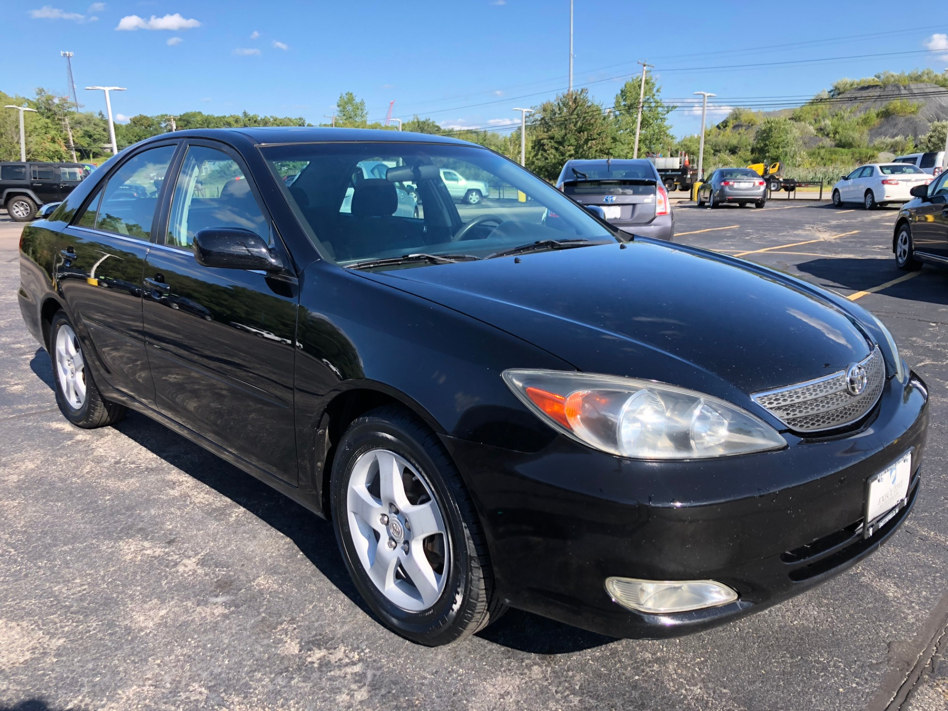 2003 Toyota Camry For Sale >> Used 2003 Toyota Camry Se Se For Sale 6 000 Executive