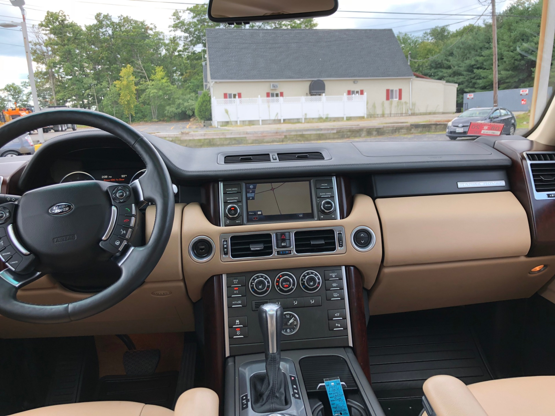 Used 2010 LAND ROVER RANGE ROVER HSE HSE For Sale ($21,850