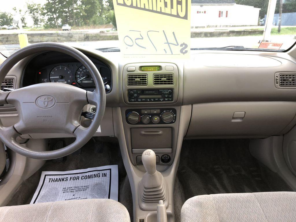 Used 2002 Toyota COROLLA LE LE