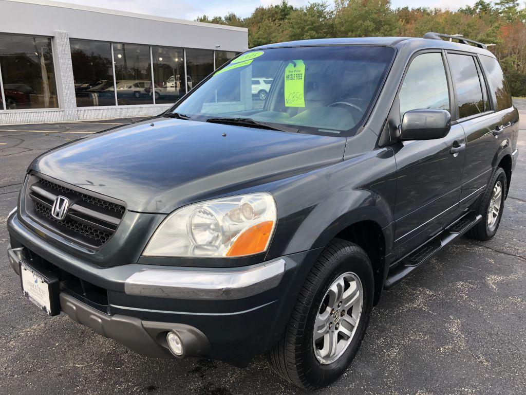 Used 2005 HONDA PILOT EX-L EX-L For Sale ($5,250) | Executive Auto Sales Stock #1771