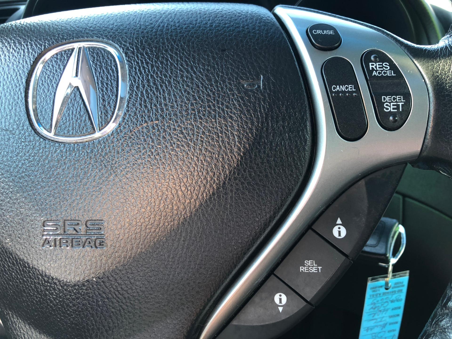 Used 2008 ACURA TL NAV sedan For Sale ($8,700) | Executive