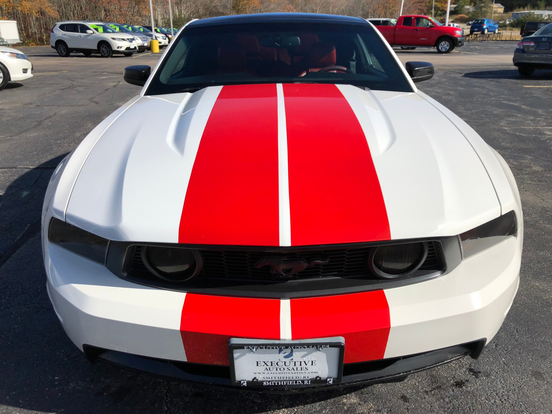 Used 2011 ford mustang gt gt