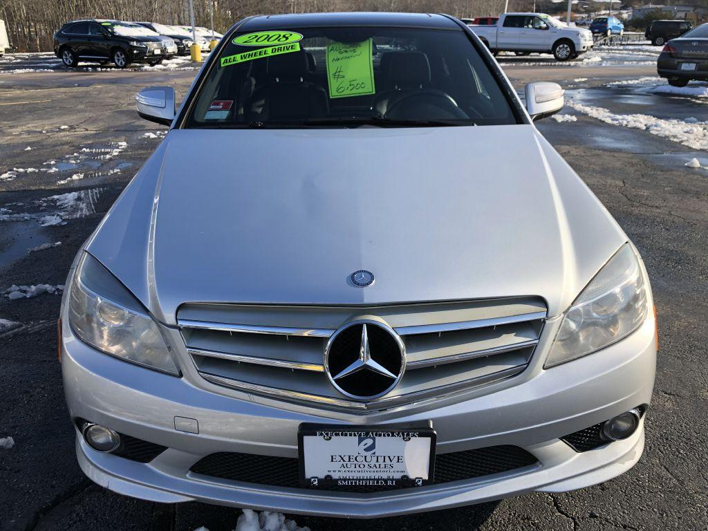 Used-2008-Mercedes-Benz-C-CLASS-C300-4MATIC