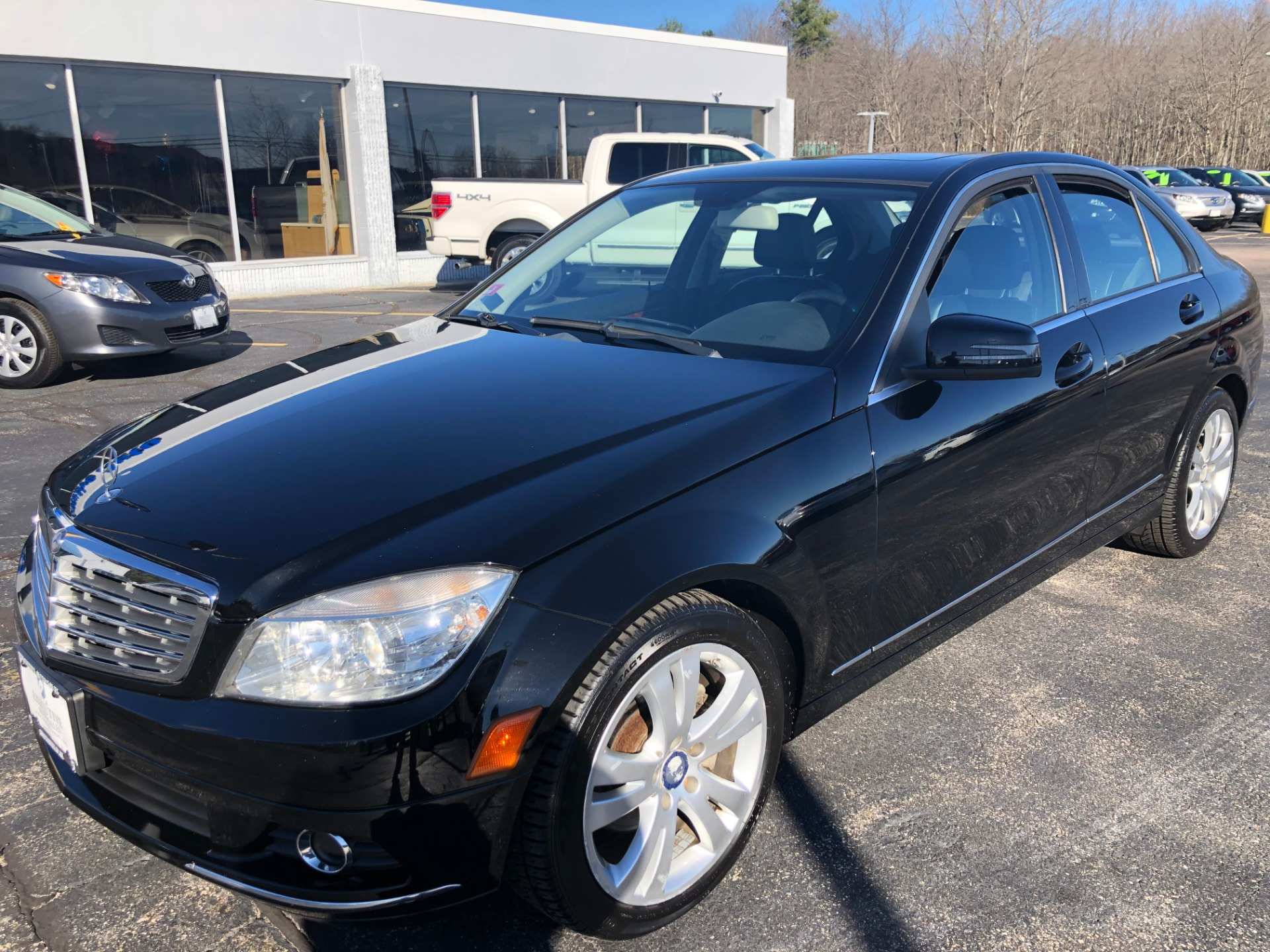 Used 2011 Mercedes-Benz C-CLASS C300 4MATIC For Sale ...