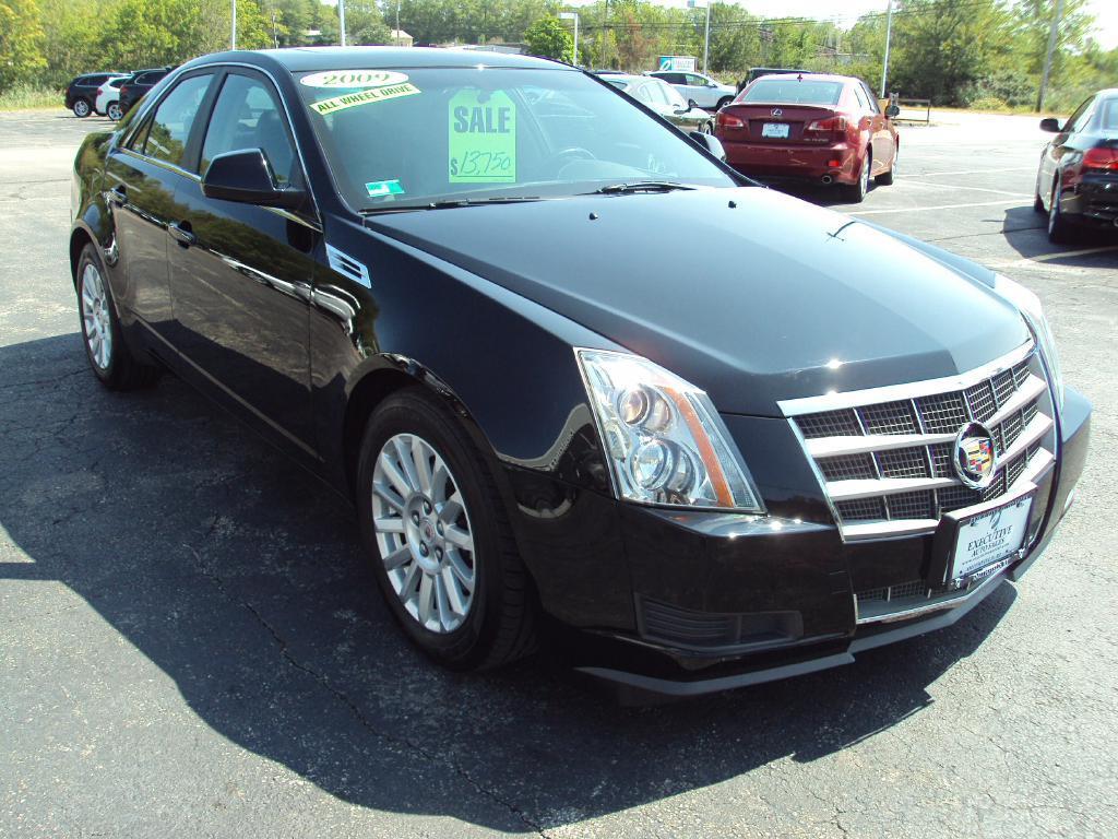 2009 Cadillac Cts Stock 1474 For Sale Near Smithfield
