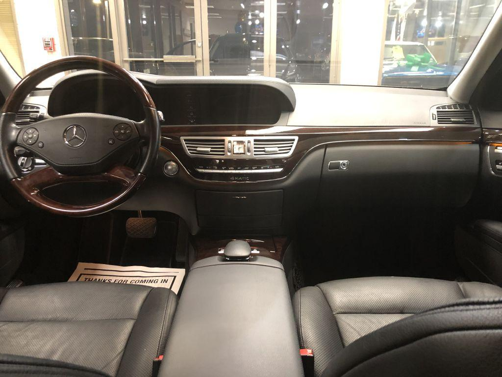 Used 2010 Mercedes-Benz S-CLASS S550 4MATIC For Sale ...