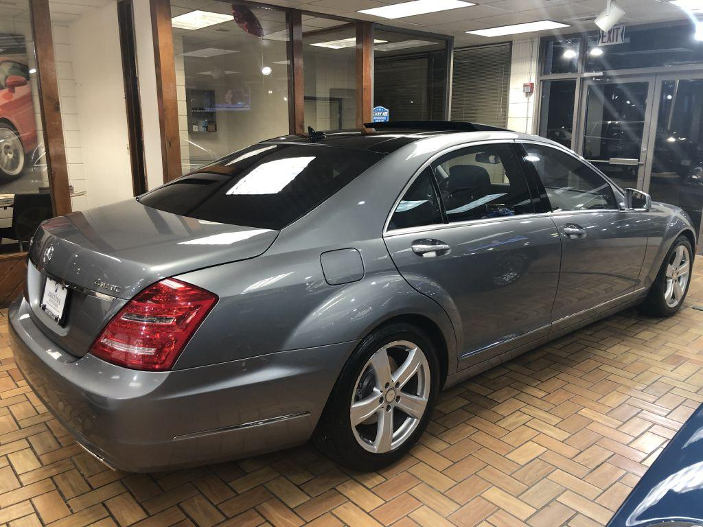 Used 2010 Mercedes Benz S Class S550 4matic For Sale