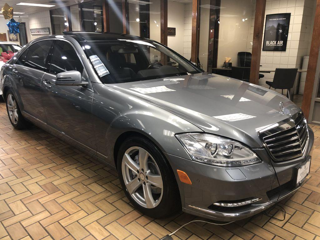 Used 2010 Mercedes-Benz S-CLASS S550 4MATIC For Sale