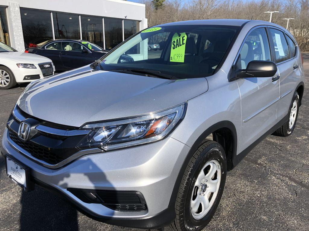 Used 2015 Honda Cr V Lx Lx For Sale 16 999 Executive
