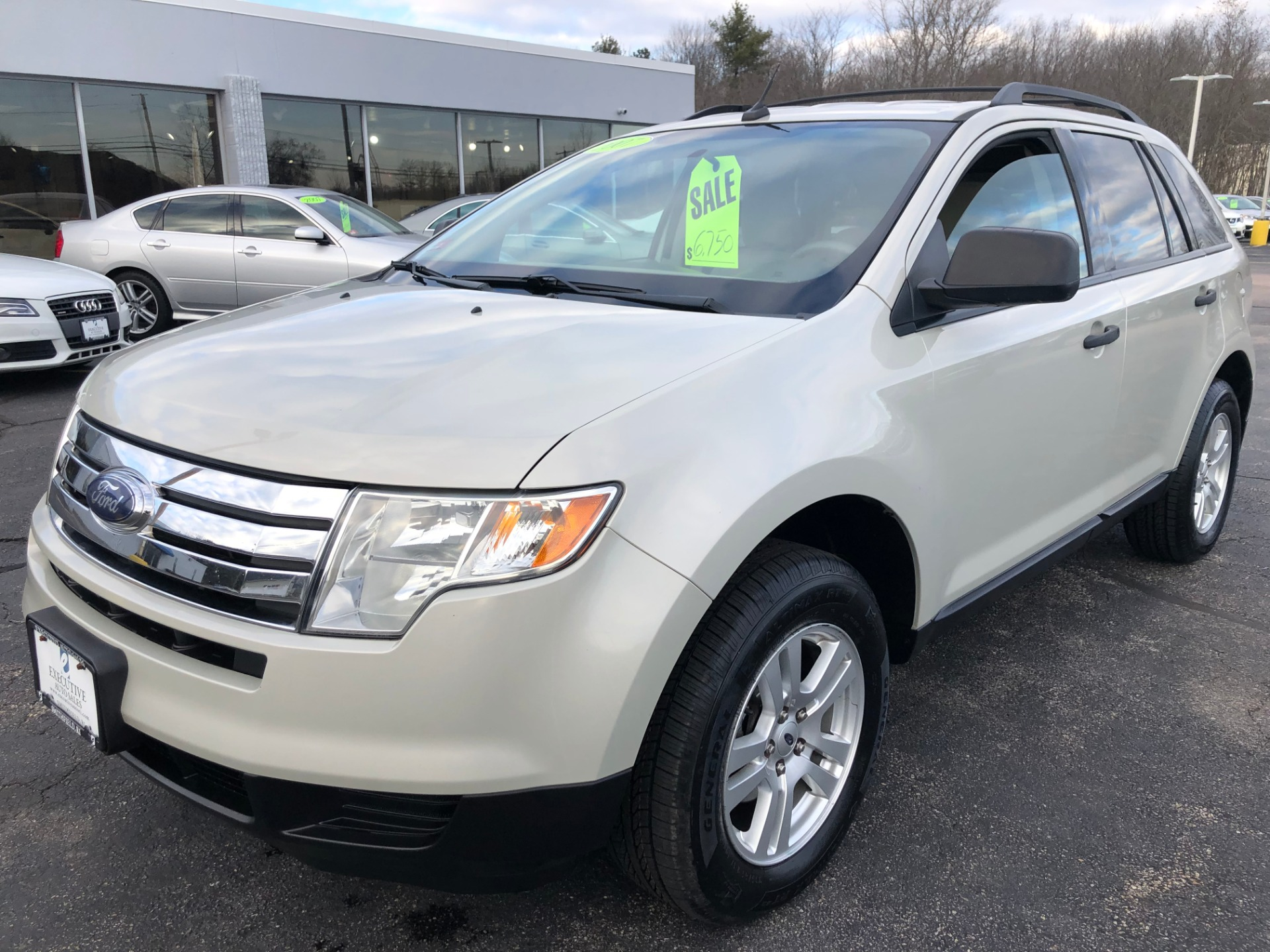 Used Ford Edge For Sale >> Used 2007 FORD EDGE SE For Sale ($5,999) | Executive Auto ...