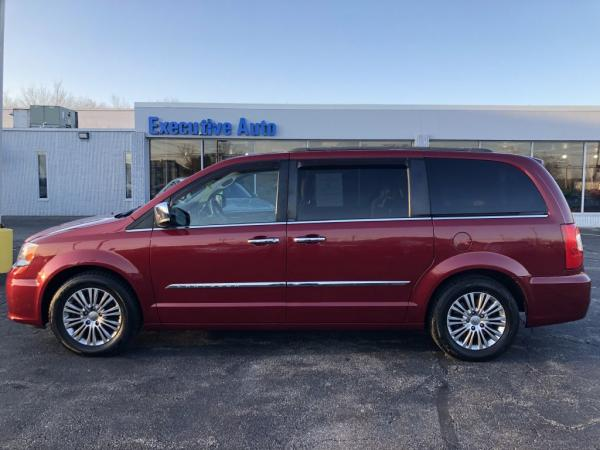 Used 2014 Chrysler Town Amp Country Touring L For Sale