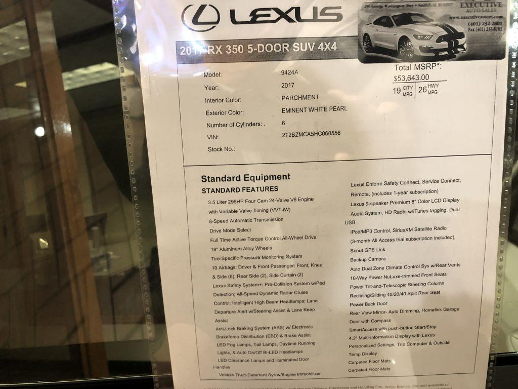 Used-2017-LEXUS-RX350-350