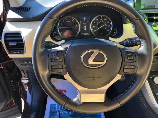 Used 2016 LEXUS NX200T 200T