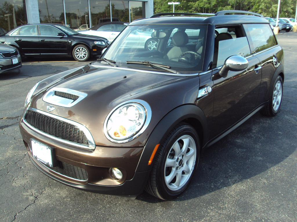 2009 mini cooper s s clubman stock 1475 for sale near smithfield ri ri mini dealer. Black Bedroom Furniture Sets. Home Design Ideas