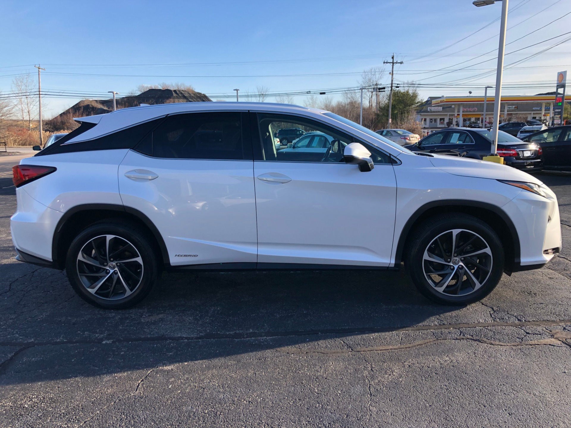 Used 2016 LEXUS RX450H 450H For Sale ($34,333) | Executive ...