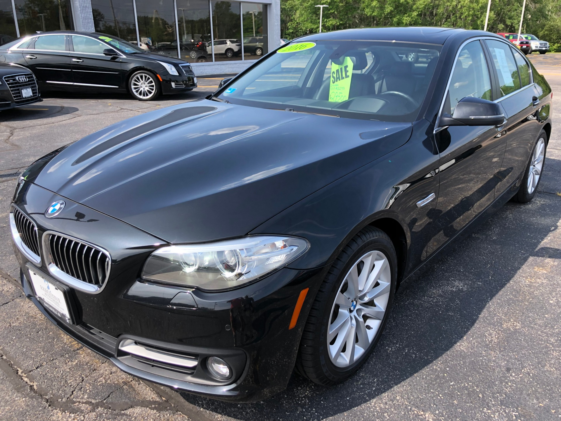 2016 Bmw 535xi Xi Stock 1839 For Sale Near Smithfield