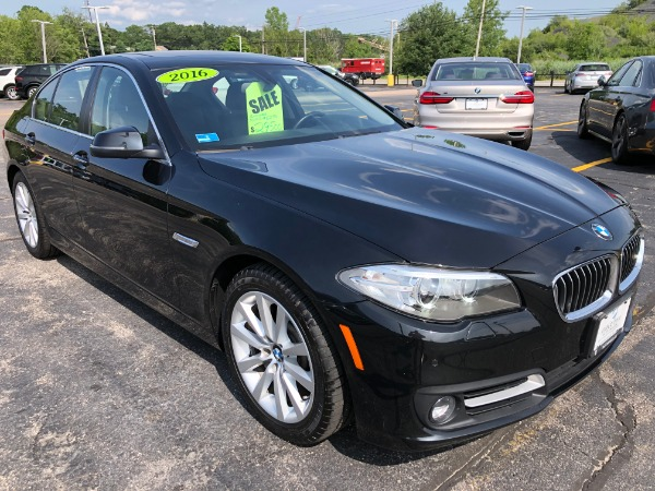 Used 2016 BMW 535XI XI