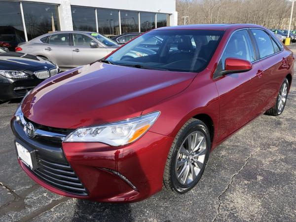 Used 2015 Toyota CAMRY XLE XLE