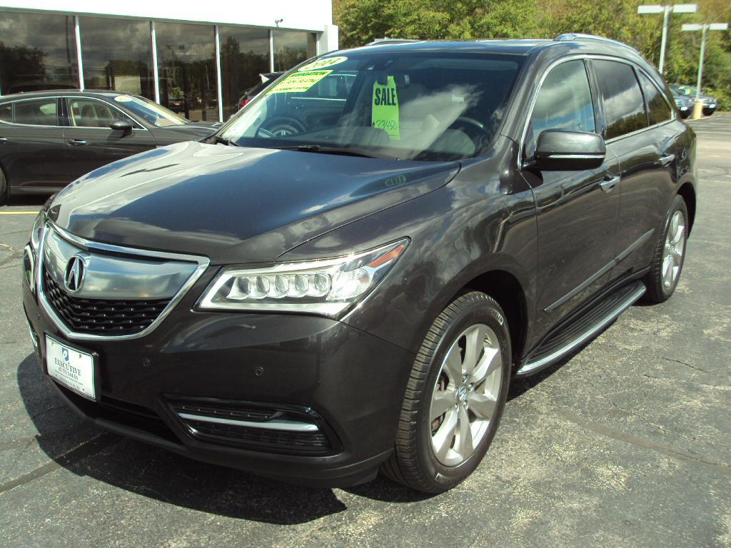 Used-2014-ACURA-MDX-ADVANCE-New-Mercedes-Benz