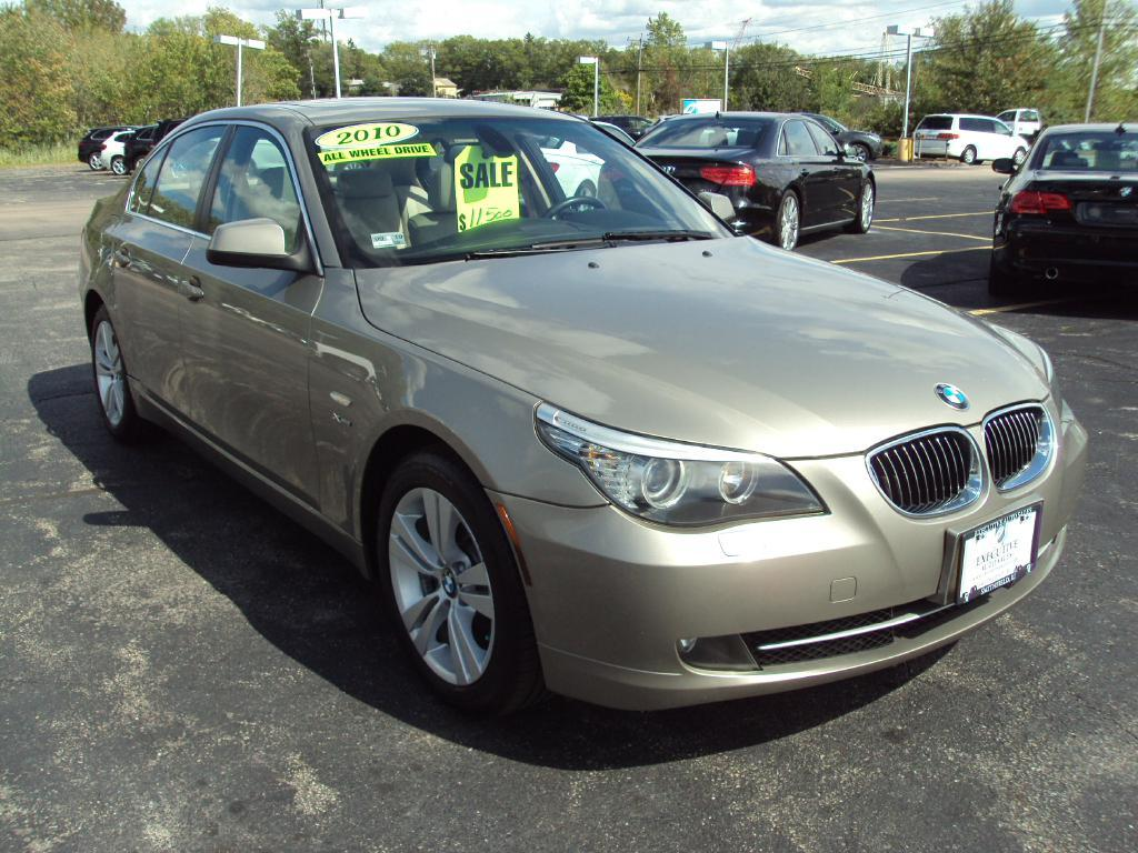 2010 Bmw 528 Xi Xi Stock 1487 For Sale Near Smithfield