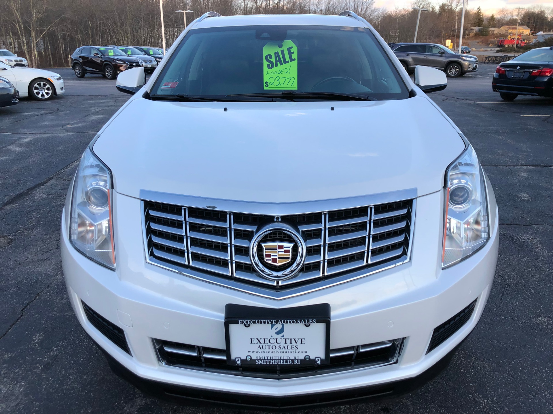 Used 2015 CADILLAC SRX LUXURY COLLECTION For Sale ($22,900