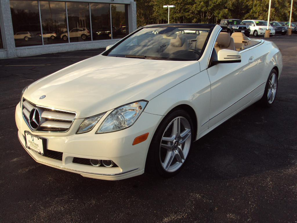 Used 2011 Mercedes-Benz E-CLASS E350 For Sale ($21,250 ...