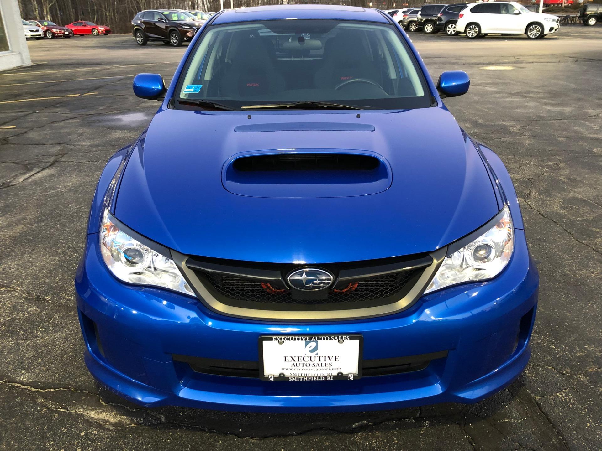 Used 2014 Subaru Impreza Wrx Wrx For Sale 17 985