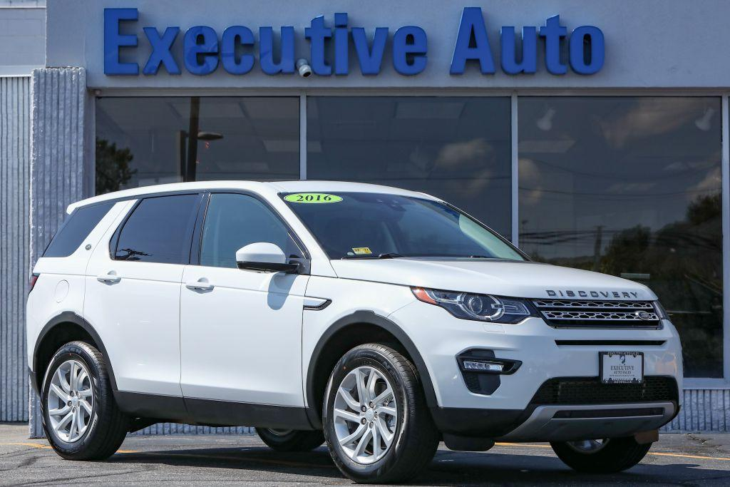 Used 2016 LAND ROVER DISCOVERY SPORT HSE For Sale ($27,999