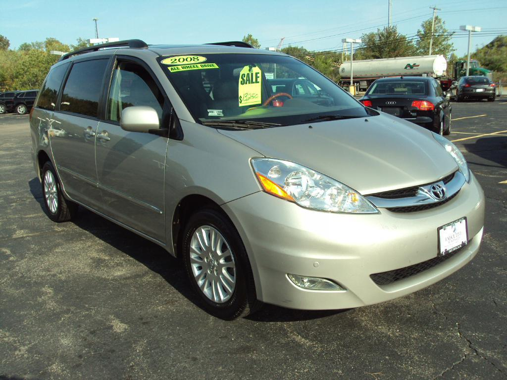 2008 toyota sienna xle stock 1476 for sale near smithfield ri ri toyota dealer. Black Bedroom Furniture Sets. Home Design Ideas