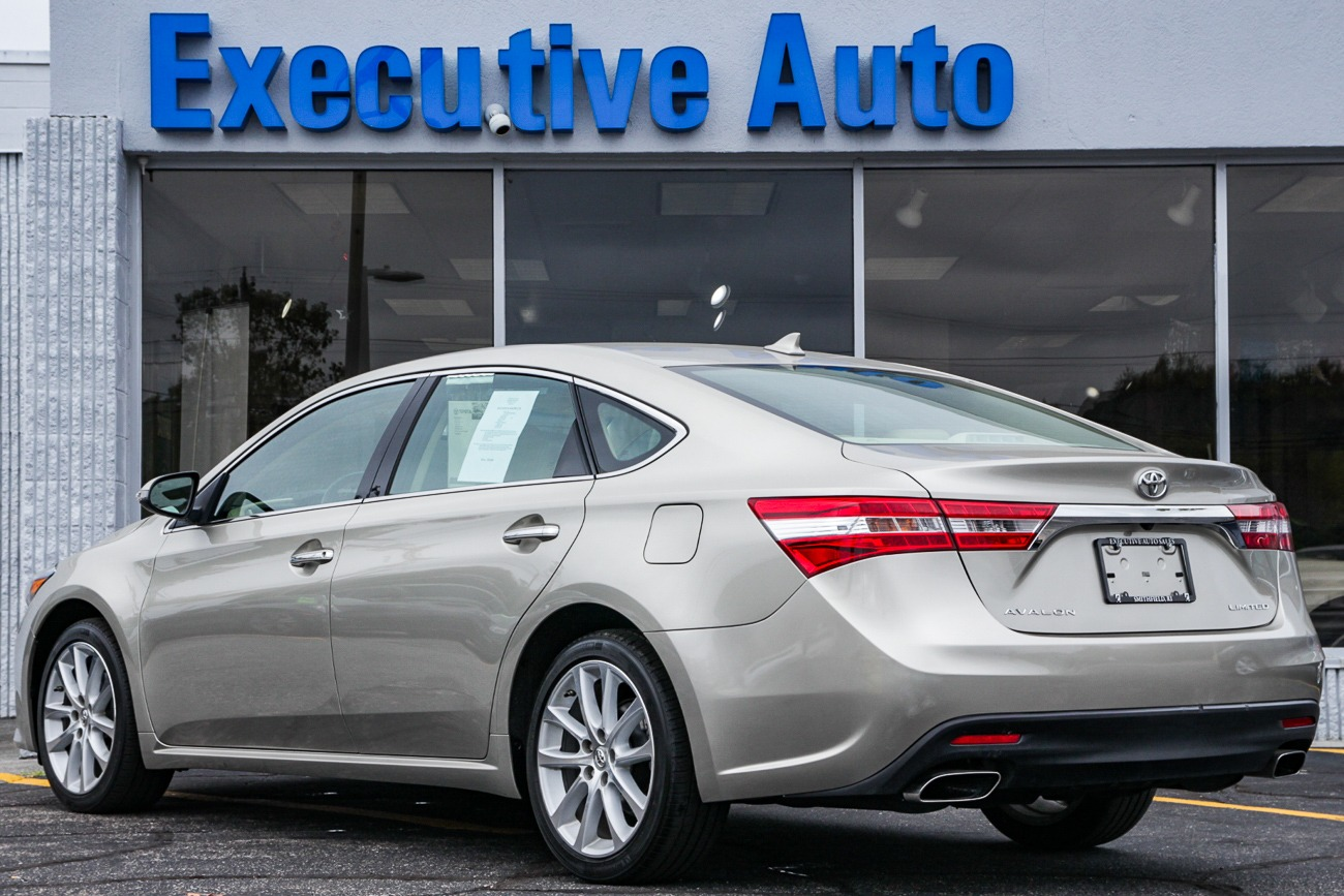 2015 Toyota Avalon For Sale >> Used 2015 Toyota AVALON LTD Limited For Sale ($19,500)   Executive Auto Sales Stock #1870