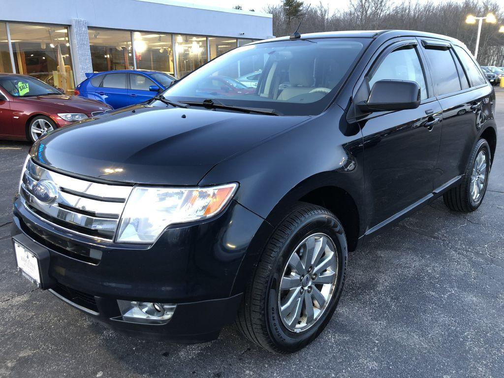 Used 2009 Ford Edge Sel Awd For Sale 8 500 Executive