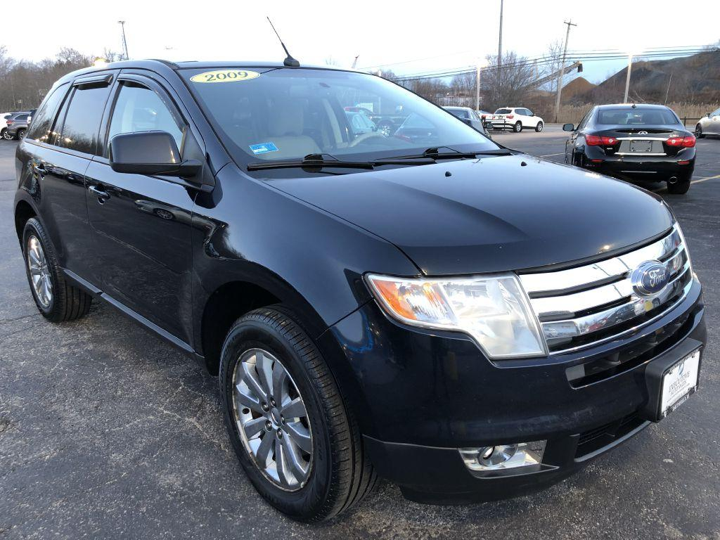 2009 ford edge sel awd stock 1875 for sale near. Black Bedroom Furniture Sets. Home Design Ideas