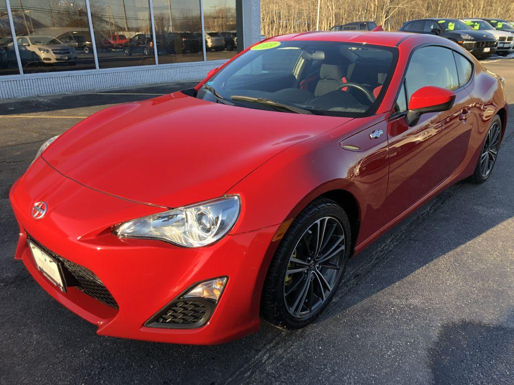 Used 2013 Scion Fr S Coupe For Sale 13 250 Executive