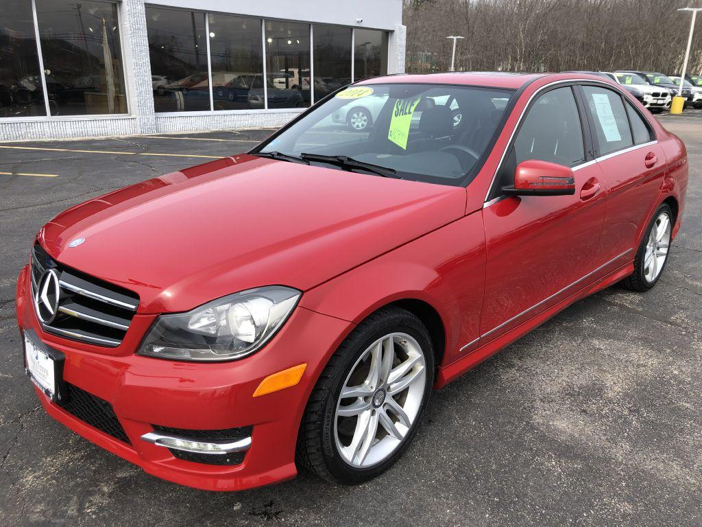 Used 2014 Mercedes-Benz C300 4MATIC C300 4MATIC For Sale ...