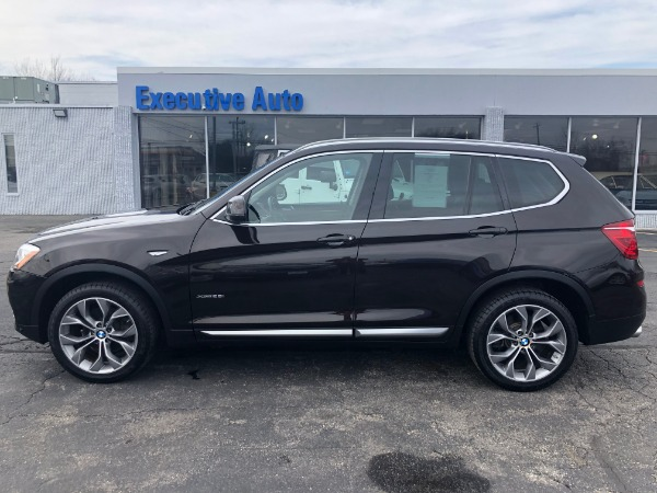 Used 2015 BMW X3 XDRIVE28I XDRIVE28I