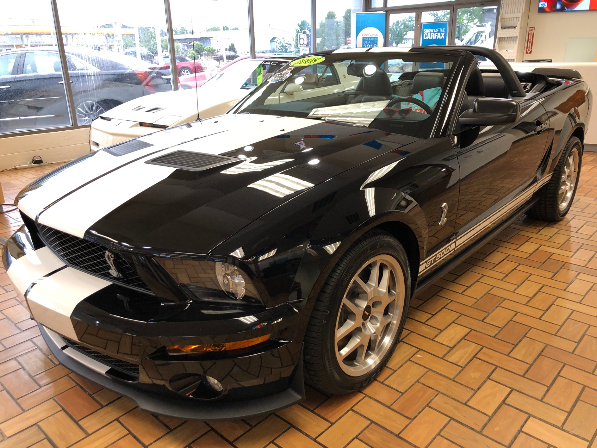 Used 2008 ford mustang shelby shelby gt500 for sale 30750