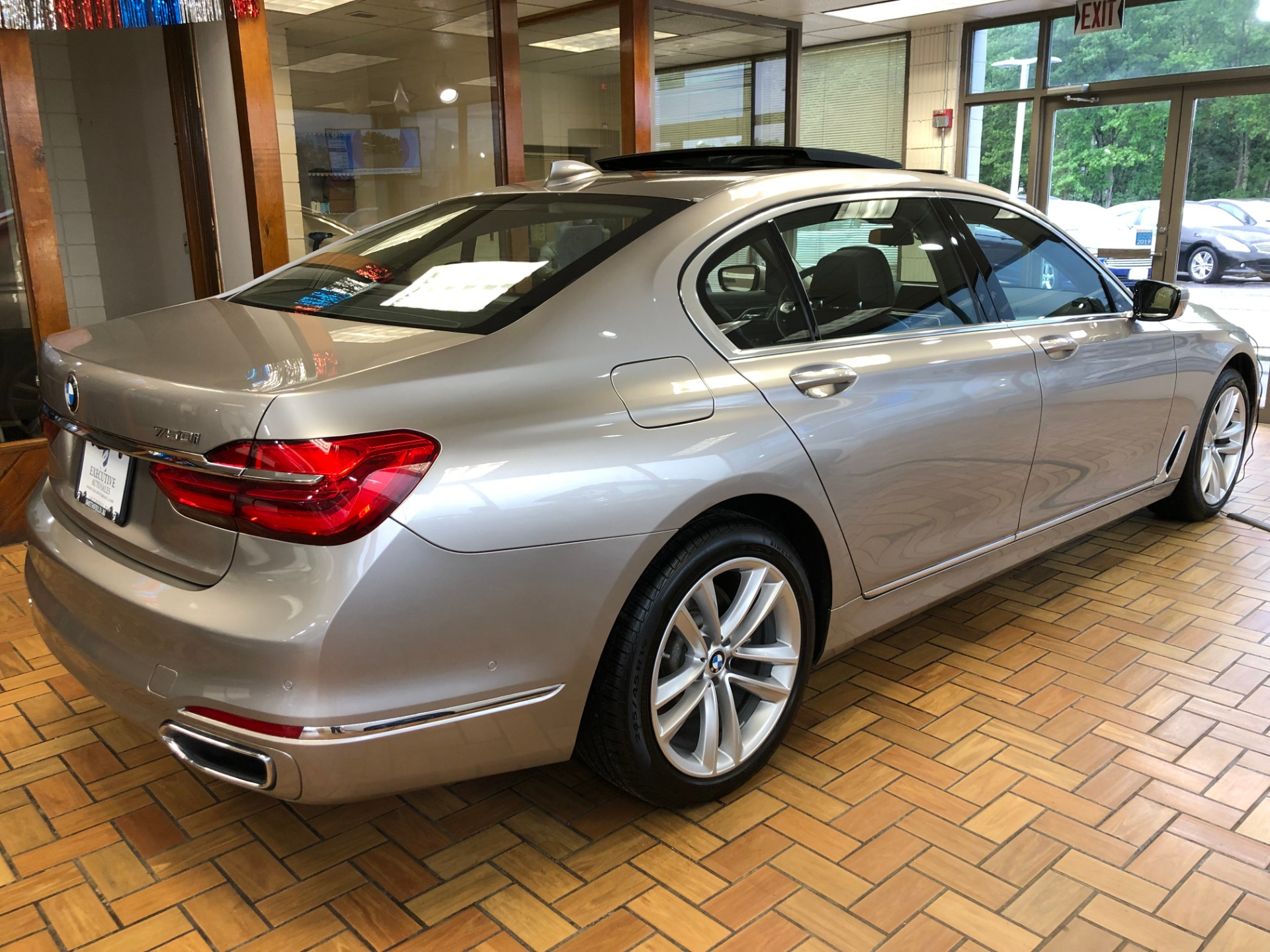 Used 2016 BMW 750XI XI For Sale ($48,450) | Executive Auto Sales