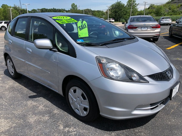 Used 2013 HONDA FIT hatchback