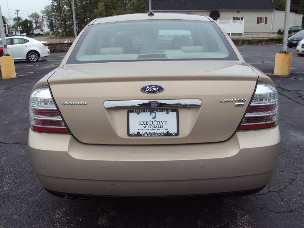 Used-2008-FORD-TAURUS-LTD-AWD-LIMITED-Audi-Service-Libertyville-IL