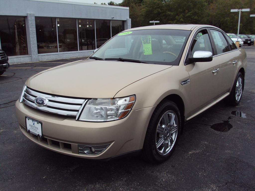 2008 ford taurus ltd awd limited stock 1489 for sale. Black Bedroom Furniture Sets. Home Design Ideas