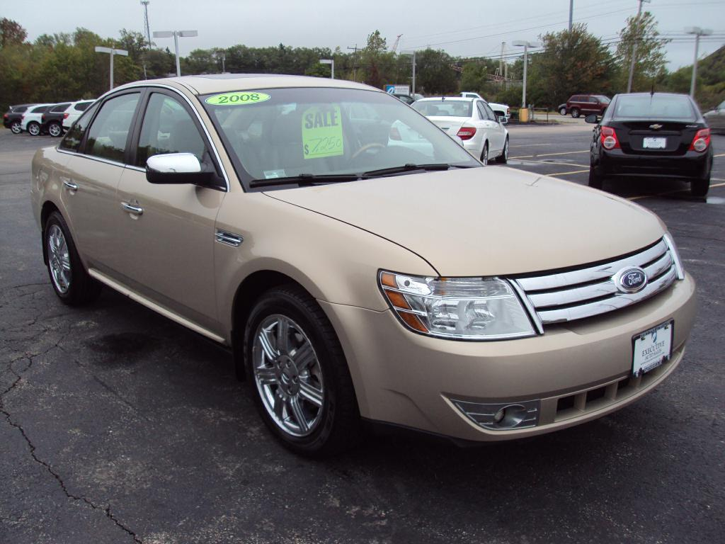 Ford Extended Warranty >> Used 2008 FORD TAURUS LTD AWD LIMITED For Sale ($6,999) | Executive Auto Sales Stock #1489