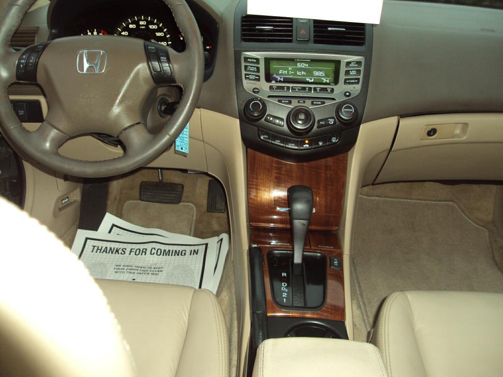 Used 2006 Honda Accord Ex L
