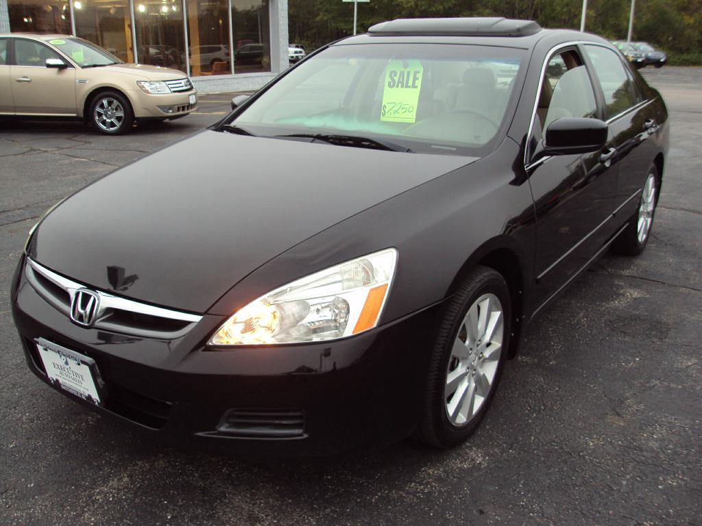 2006 Honda Accord For Sale >> Used 2006 HONDA ACCORD EX-L EX-L For Sale ($5,999 ...