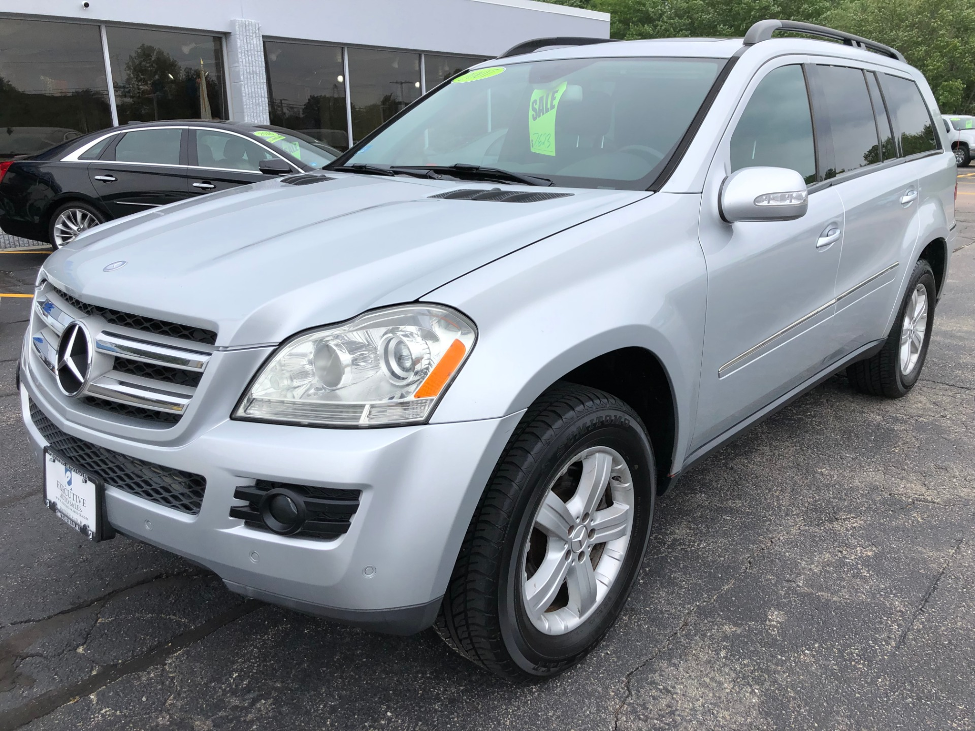 Used 2007 Mercedes-Benz GL 450 450 4MATIC For Sale ($7,250 ...