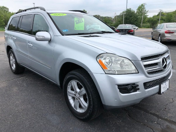 Used 2007 Mercedes Benz Gl 450 450 4matic For Sale 7 250
