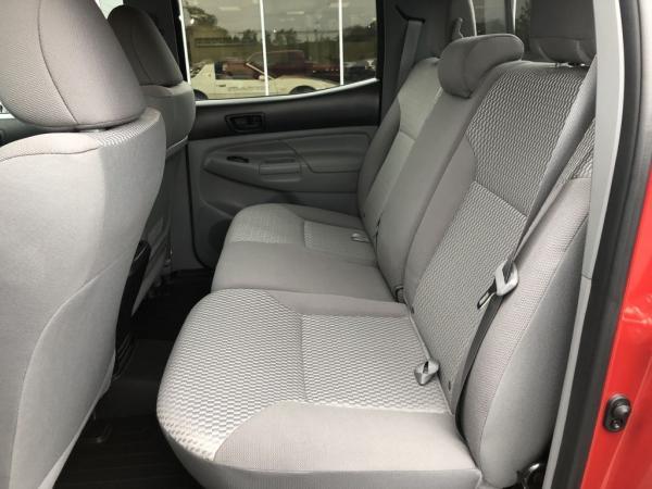 Used 2015 Toyota TACOMA DOUBLE CAB