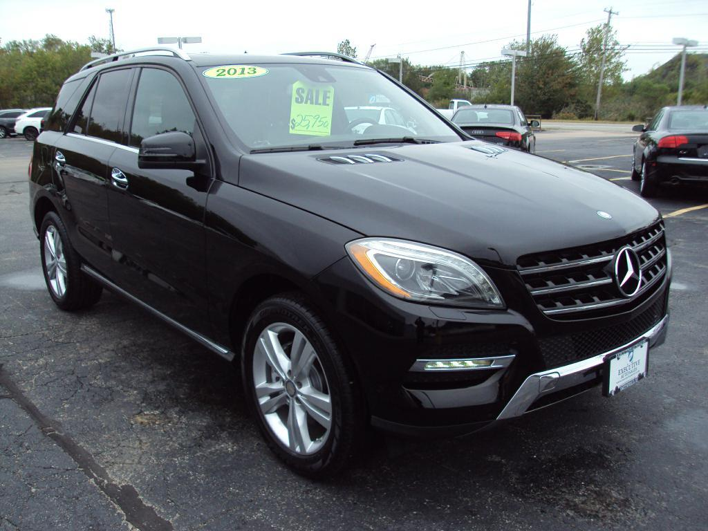 Used 2013 Mercedes Benz Ml350 4matic 350 4matic For Sale 25 950